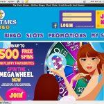 Become My Stars Bingo Member