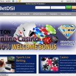 BetDSI Bonus Spin