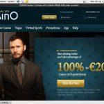 Calvin Casino Vip Deposit Bonus
