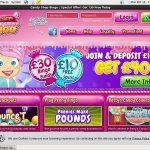 Candyshopbingo Karşılama Bonusu