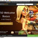 Casino Extra 300 Bonus