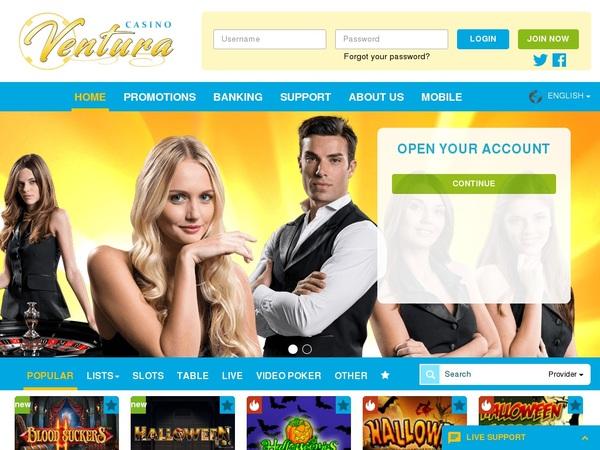 Casinoventura Kampanjer