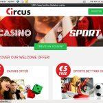 Circus Facebook