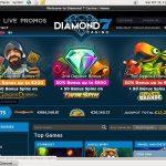 Diamond 7 Free Spin