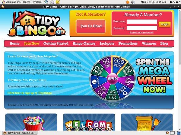 Free Online Poker Tidybingo