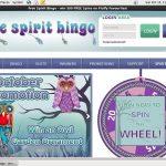 Free Spirit Bingo Bonus Bet