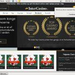 InterCasino DK New Player