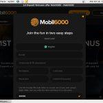 Mobil6000 Casinos