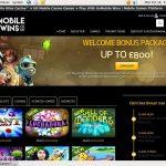 Mobilewins Poker Windows