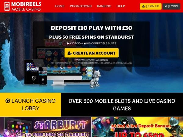 Mobireels Best Deposit Bonus