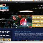 Planet Casino Desktop Site Login