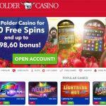 Polder Casino Free Bonus Rules