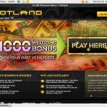 Slotland Free Bets