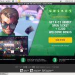 Unibet Poker No Wagering
