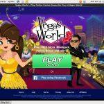 Vegasworld First Deposit Bonus