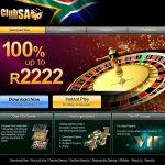 Club SA Casino How To Deposit