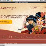 Queen Vegas Online Casino Uk