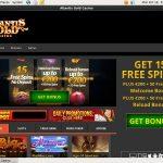 Atlantis Gold Bonus Bet