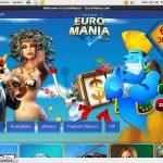 Euro Mania Telephone Betting