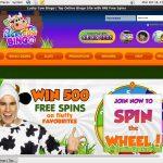 Vip Bonus Lucky Cow Bingo