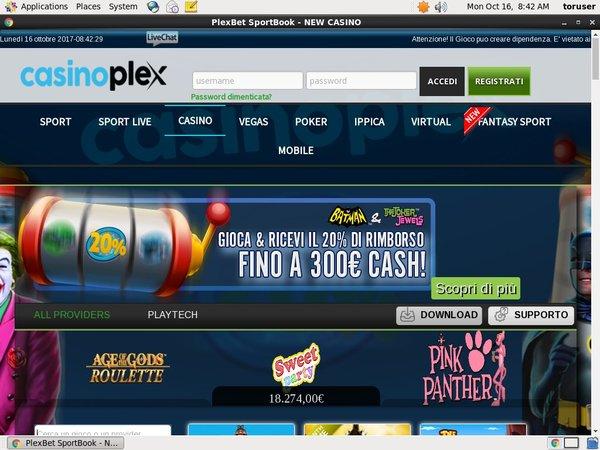 Casion Plex .it Get App