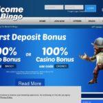 Free Welcome Bingo Spins