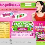 Deposit Bingolicious
