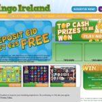 Bingoireland Register Bonus