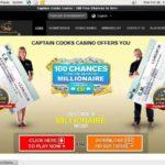 Captain Cooks Casinos
