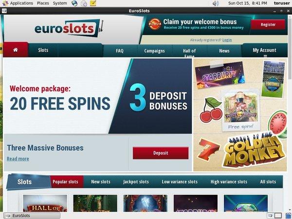 Euro Slots Best Bingo Bonus