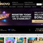 Casinovo Casino Games