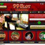 99 Slot Machines Minimum Bet