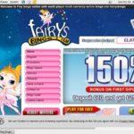 Fairysbingo New Customer