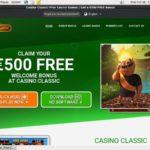 Casino Classic Mobile Microgaming